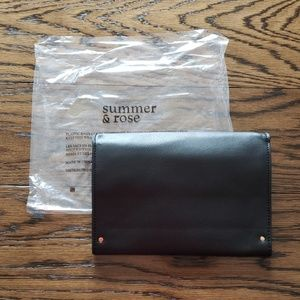 Summer & Rose Black Purse